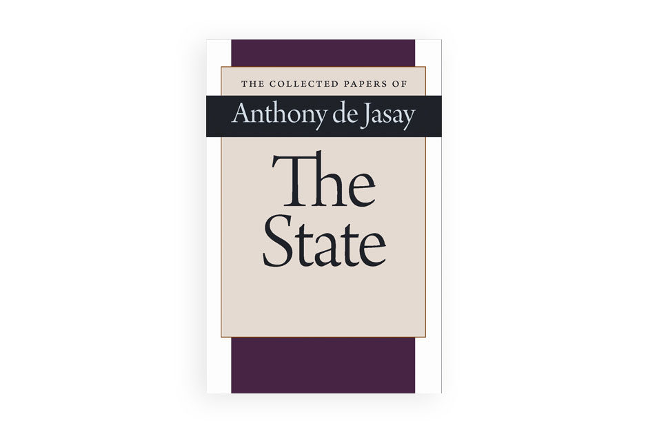 The State by Anthony de Jasay